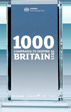 Inspiring Britain Award